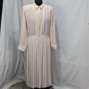Anastasia vintage shirt dress 16P
